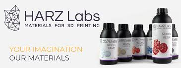 harz labs 2 resinas 3d compatibles