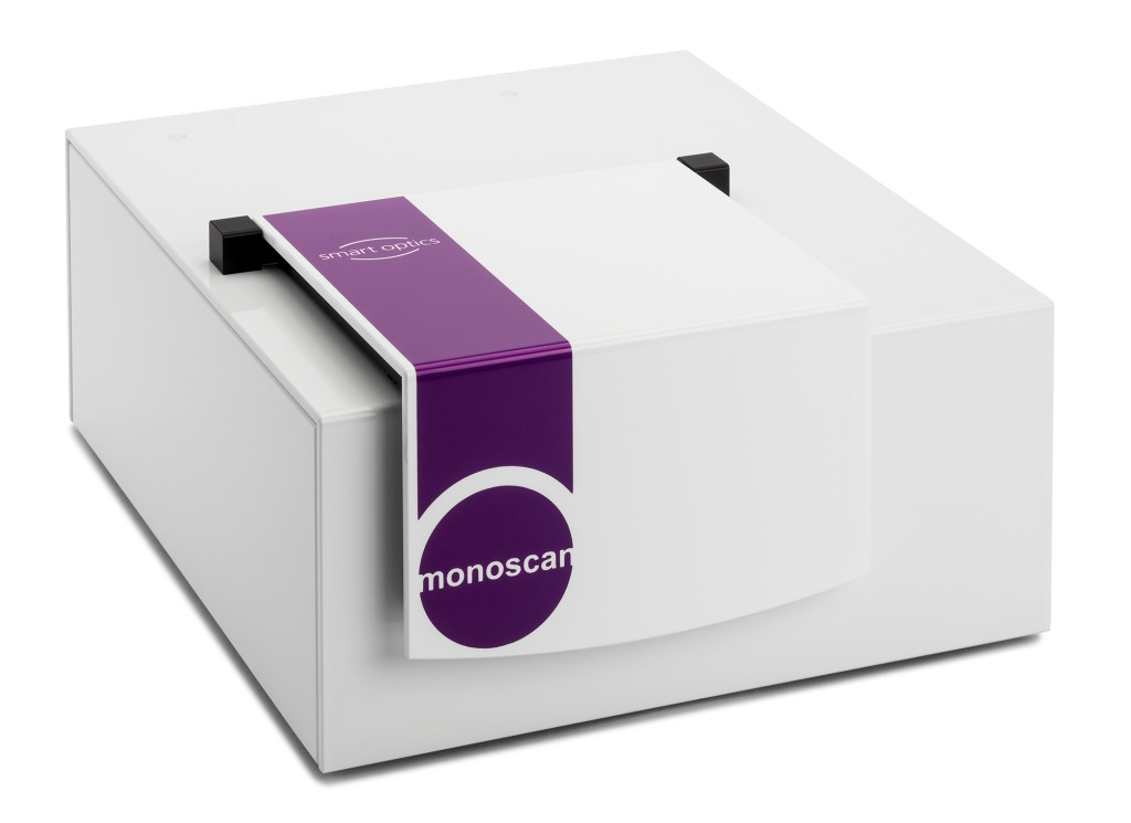 escaners 3d audiologia  mono scan